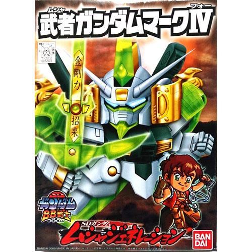 【 日本 BANDAI 】BB戰士 #208 ~ 武者鋼彈Mk-Ⅳ