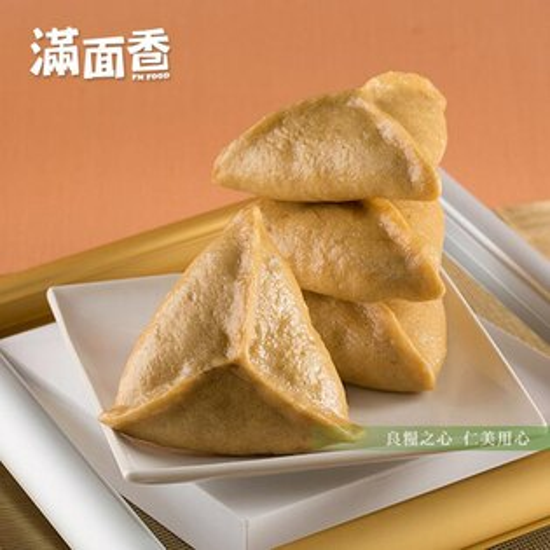 滿面香麻糬黑糖金三角饅頭(4顆入)_即期下殺