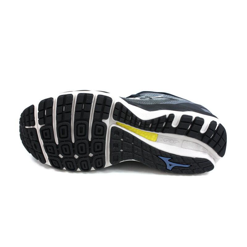 美津濃 Mizuno WAVE SKY 4 SW 慢跑鞋 運動鞋 深灰色 男鞋 JIGC201140 no115 7