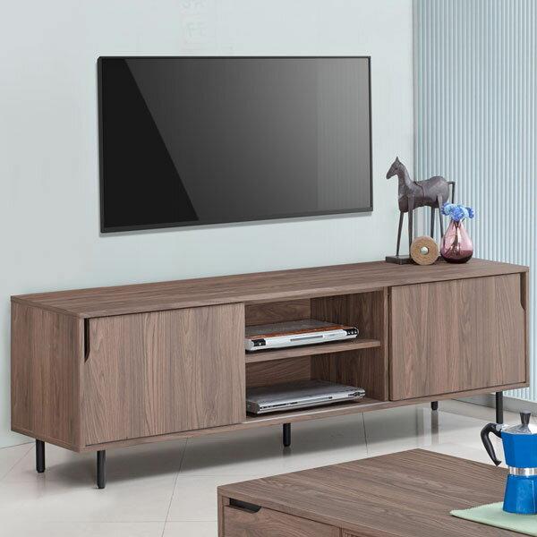優世代居家生活館:電視櫃視聽櫃收納櫃置物櫃客廳收納《Yostyle》妮克6尺電視櫃