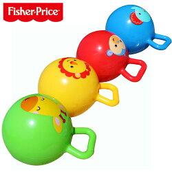 Fisher-Price 4吋搖鈴球 - 1入裝【悅兒園婦幼生活館】