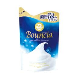 日本牛乳石鹼 美肌保濕沐浴乳補充包-優雅花香型 430ml