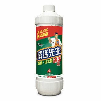威猛先生 馬桶、排水管 通樂(圓瓶) 960ml【售完為止】
