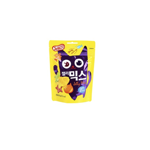 Jellico綜合軟糖80g