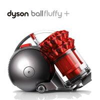 戴森Dyson到Dyson Ball fluffy+ 圓筒式吸塵器 紅(CY24)