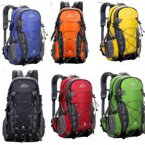 美麗大街【LF443】戶外登山包旅行雙肩包40L升箱包
