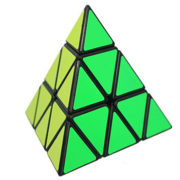 三角形魔術方塊 功夫雞 三角形魔方 / 一個入(定80) 8105 等邊10cm正三角形4面 -XF6124 0