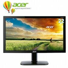 ACER 宏碁 KA220HQ 22型 LCD(不閃頻+抗藍光)