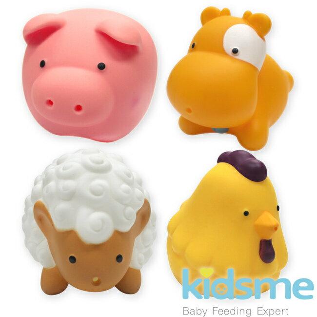 英國【kidsme】噴水玩具(海洋 / 莊園系列) 洗澡玩具-米菲寶貝 2