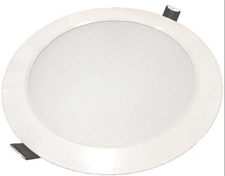 達源★台製15公分 LED 崁燈 16W全電壓 白光/黃光★永旭照明C50-LED16W-15CM%