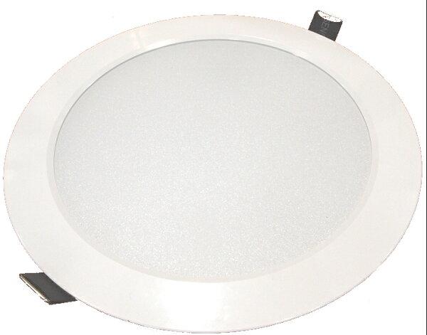 達源可另加購快速接頭★台製15公分LED崁燈16W全電壓白光黃光★永旭照明C50-LED16W-15CM%