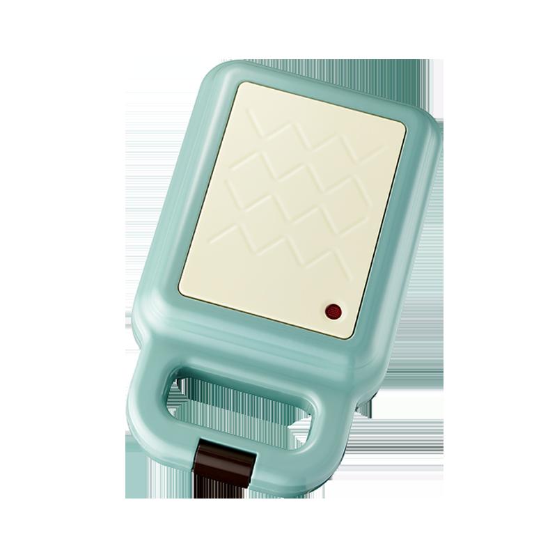 【多功能三明治機/點心機/鬆餅機】熱壓吐司機 熱壓三明治機 吐司機 麵包機 烤麵包機【AB598】