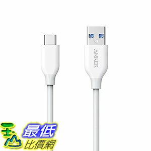 [106美國直購] Anker PowerLine USB-C to USB 3.0 Cable(3ft)for USB Type-C Devices 充電線 傳輸線