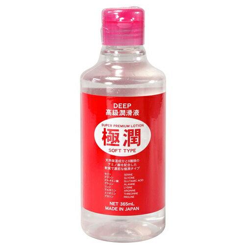 [漫朵拉情趣用品]日本NPG*DEEP 極潤??? 極潤潤滑液 365ml DM-9231109