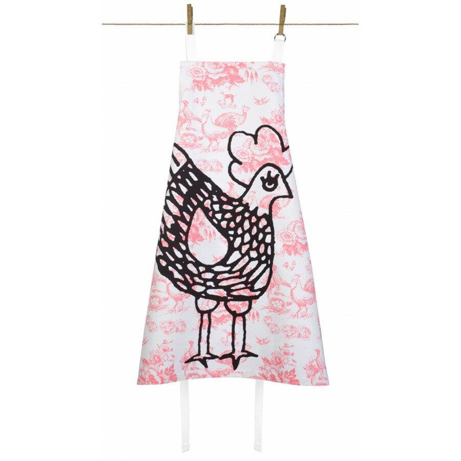 《法國 La Cocotte Paris》廚房的美好時光圍裙Jouy rose cocotte 0