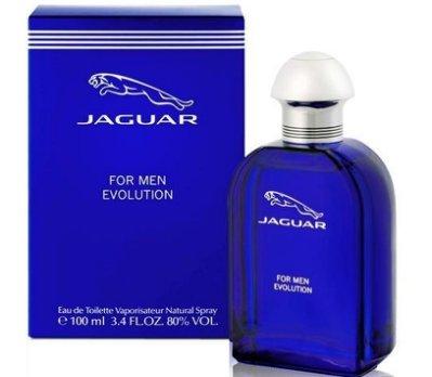 Jaguar 積架 Evolution 藍色經典 男性淡香水 100ml ☆真愛香水★ 另有 綠色經典