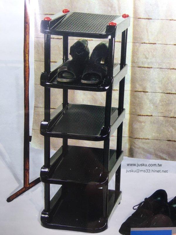 【八八八】e網購~【小鞋匠組合鞋架8711】871180 收納架 鞋架 五格鞋夾 5層鞋架 置物架