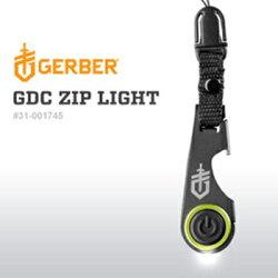 【鄉野情戶外用品店】 GERBER |美國|  隨身攜帶手電筒+開瓶器工具組/31-001745