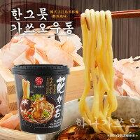 韓國泡麵推薦到【韓太】韓式手打烏冬杯麵-鰹魚就在K-Mart推薦韓國泡麵