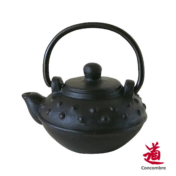 Decole 日本擺設小物 / 攝影 / 佈置道具 - Concombre 鐵茶壺 ( ZCB-87277 ) 現貨