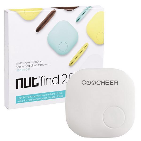 Key/Wallet/Item Finder GPS Smartphone Anti-Lost Bluetooth Tracker 5