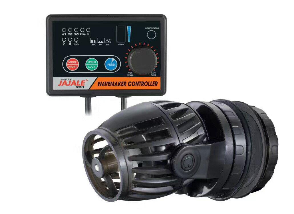 Fish & Aquariums Pet Supplies Circulation Pump Wave Maker Controller Aquarium Reef Magnetic Mount 30w 2400 Gph