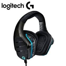 [富廉網] 羅技 Logitech G633 RGB 7.1 環繞音效遊戲耳機麥克風