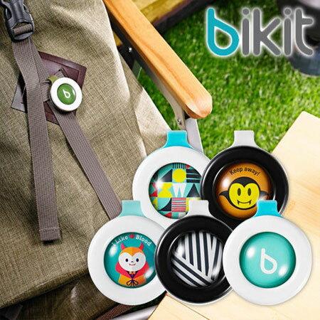 韓國 Bikit Guard 精油防蚊扣 單入 隨機出貨 居家 野餐 露營 適用【B061777】