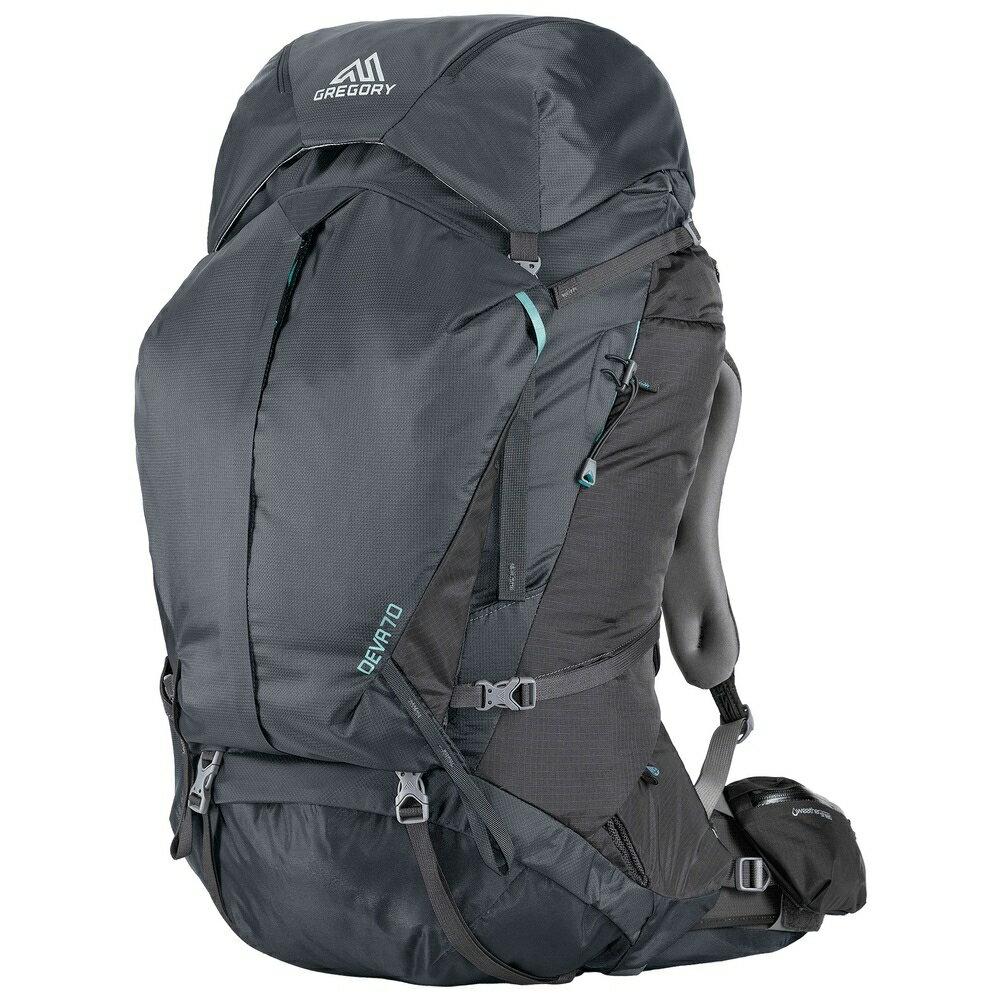 Gregory 後背包/登山背包/背包客/背包/健行 Deva 70 登山包 女款 65039 灰/台北山水
