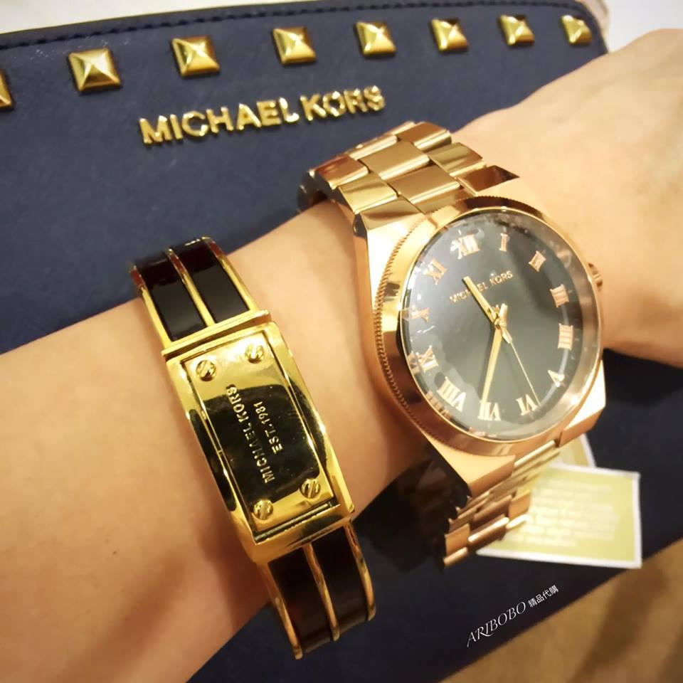 【MICHAEL KORS】MK 正品 Bracelet 手環 3