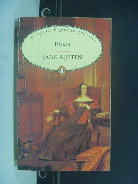 【書寶二手書T4/原文小說_HLY】Emma _Austen, Jane, 珍.奧斯汀