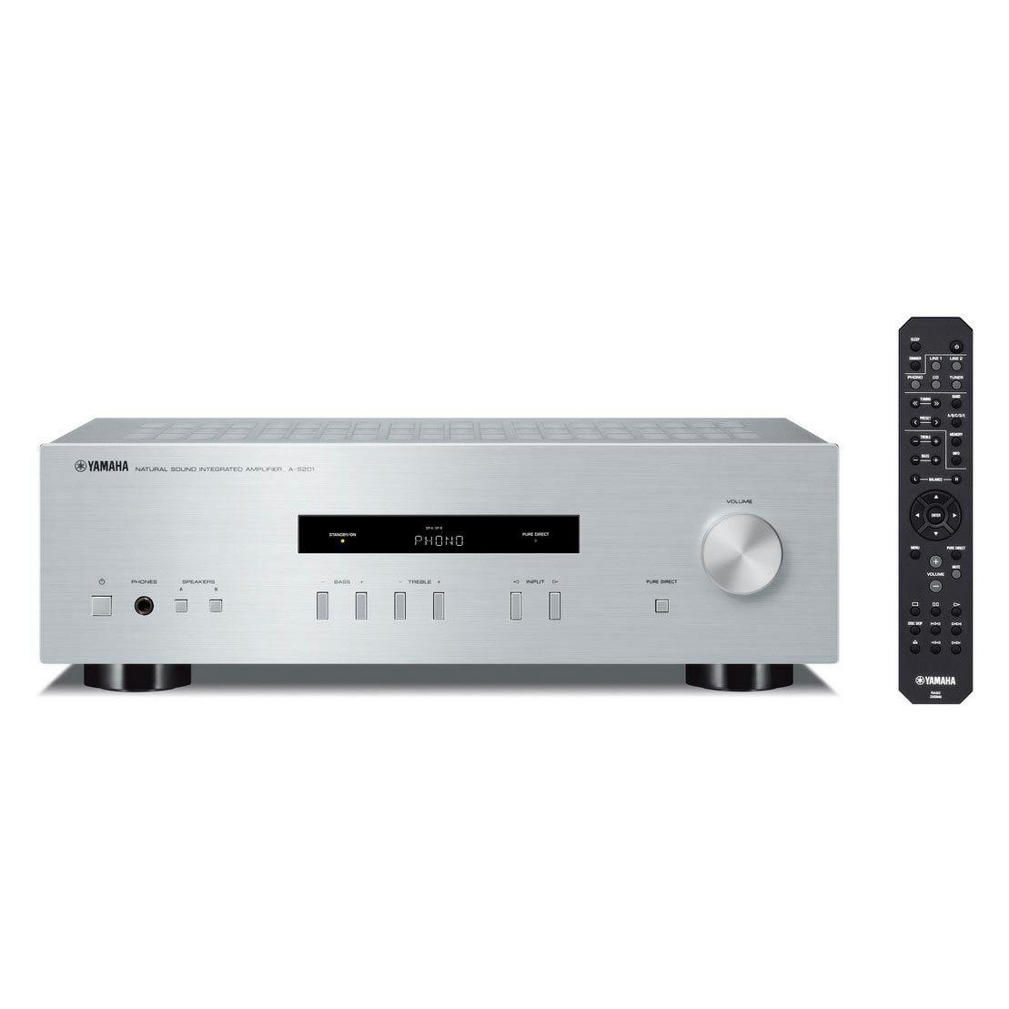 YAMAHA 高音質 綜合擴大機 AS201