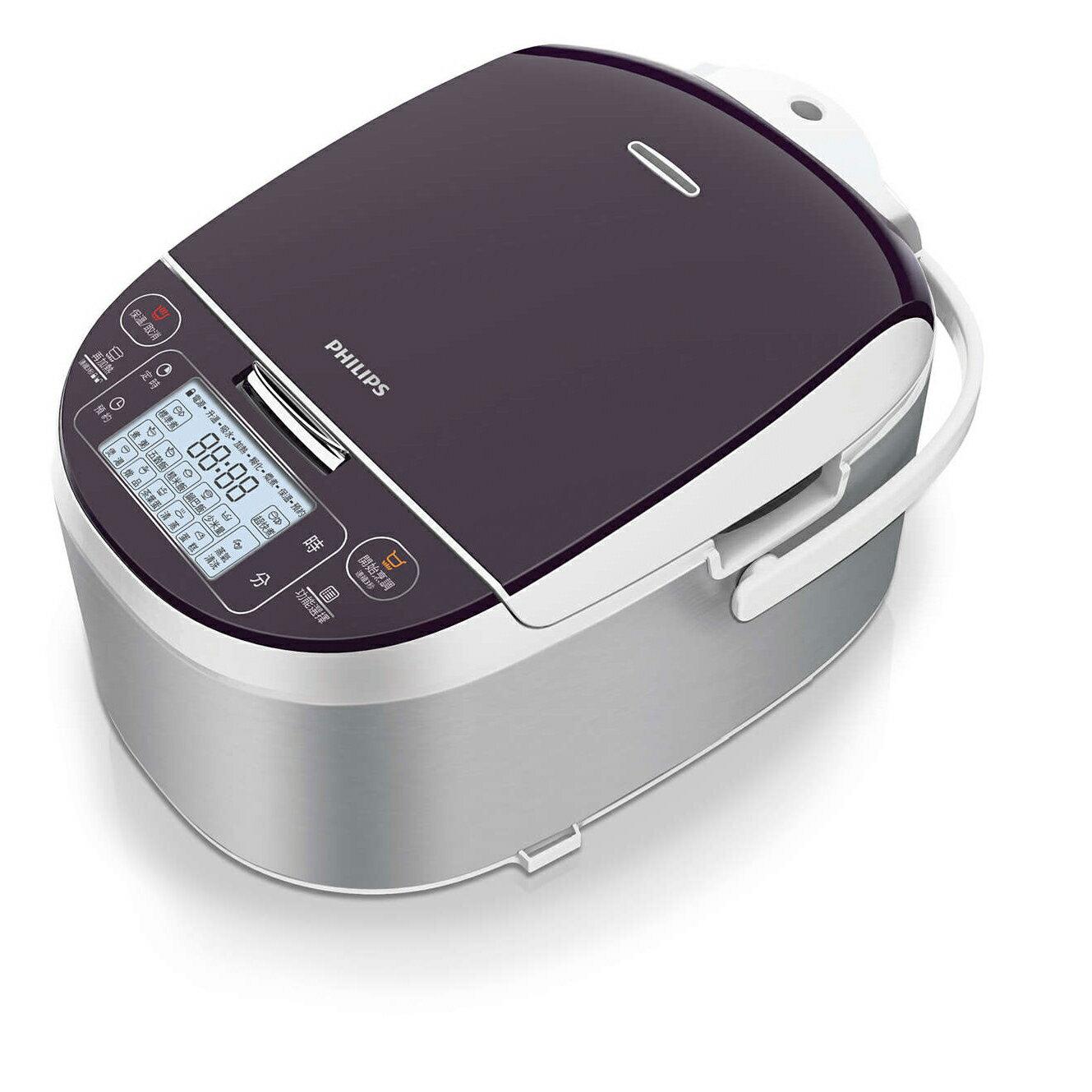 飛利浦 Philips 灶燒電子鍋 / 會呼吸的電子鍋 HD3095