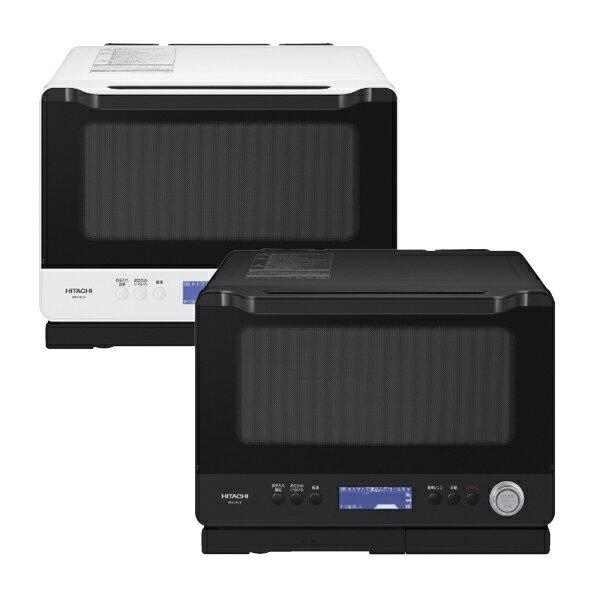 *附中文操作說明* 新款 日本 HITACHI 日立  MRO-W1X 過熱水蒸氣 水波爐 蒸氣烤箱 30L 2段調理 300C熱風 2層烤箱 日本必買代購