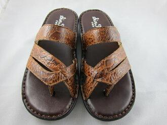 真皮工坊~穿過的都說讚【S1009】比氣墊鞋好穿*保證真皮㊣牛皮手工拖鞋【顏色多種可自選、顏色挑選請參考首頁】