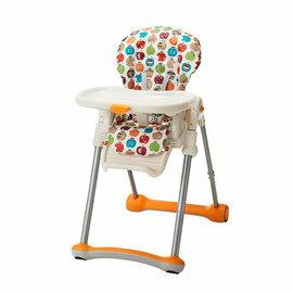 【淘氣寶寶】Baby City多功能 3合1餐椅 橘色 BB41024【可直接握起提把,方便外出攜帶】 - 限時優惠好康折扣