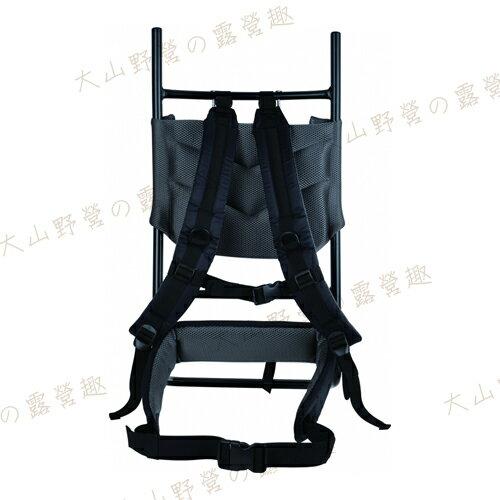 【露營趣】送手電筒 犀牛 RHINO 659-1 中型鋁架+背負系統 登山背包 L型外架 背架