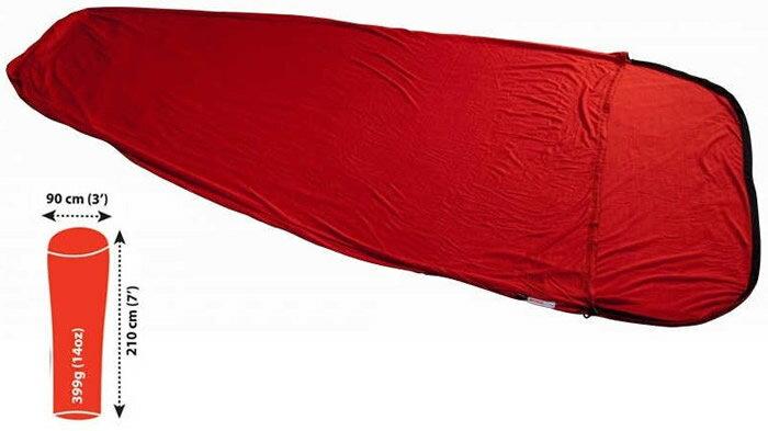 ├登山樂┤澳洲 Sea To Summit +15C 睡袋加暖睡袋內套/REACTOR(極限升溫款) # STSAREACTEX