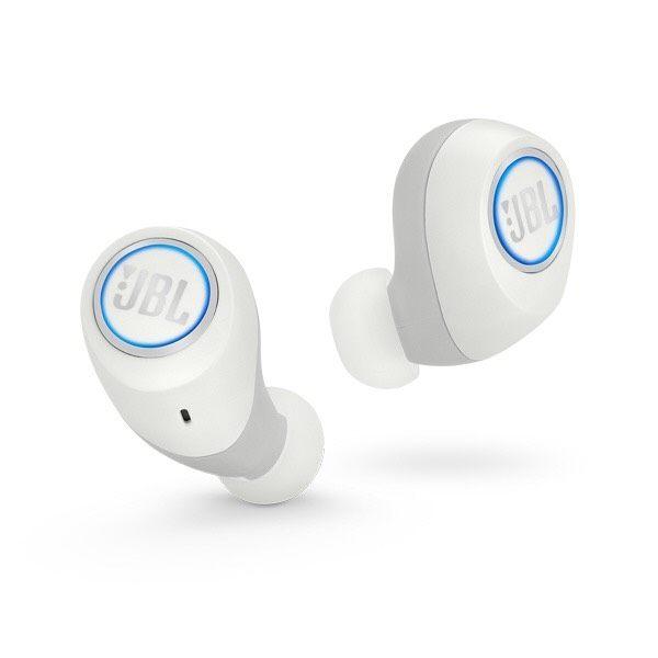 公司貨『 JBL Free X 白色 』真無線藍牙耳機/藍芽4.2/充電盒提供20小時使用時間/另售鐵三角 ATH-CKR7TW
