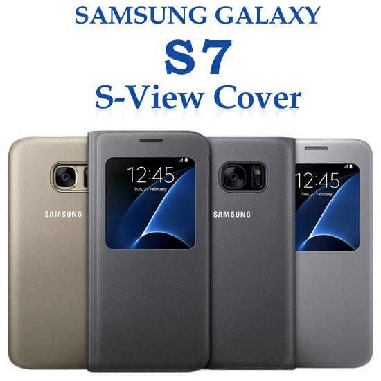 賠本出清【東訊公司貨】三星 Samsung Galaxy S7 G930FD 原廠視窗皮套/智能保護套/側掀蓋殼