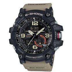 CASIO G-SHOCK/極地冒險勇者無敵運動錶/強悍卡其/GG-1000-1A5DR