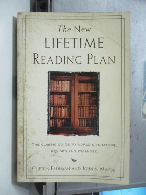 【書寶二手書T3/原文書_OSP】The New Lifetime Reading Plan