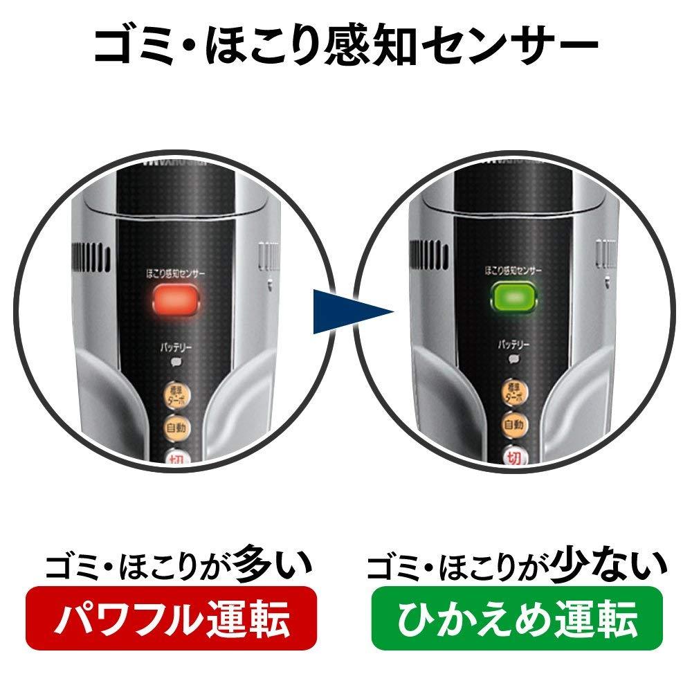 【代購】全新公司貨 IRIS OHYAMA IC-SLDC1 無線吸塵器 超輕量 氣旋 直立式 可伸縮 SLDC1【星野日貨】 6