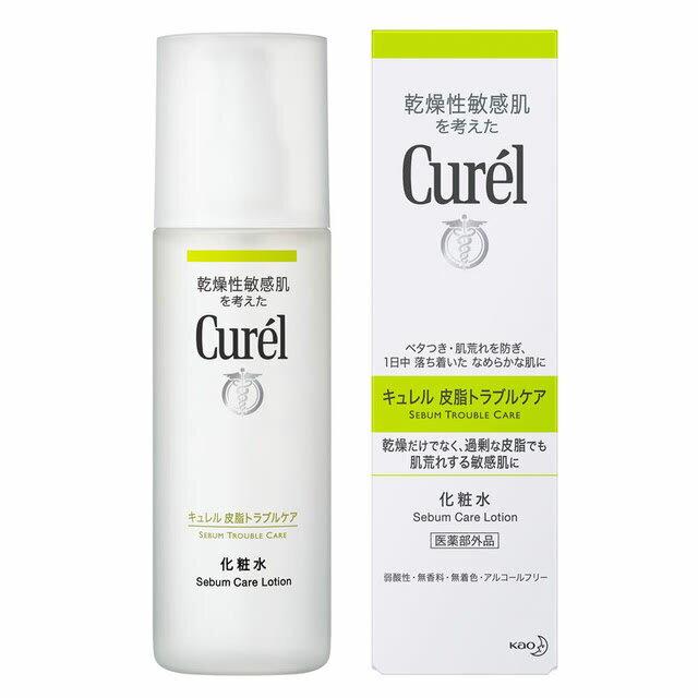 Curel 珂潤 控油保濕化妝水 150ml 全新封膜 效期2022.07 【淨妍美肌】