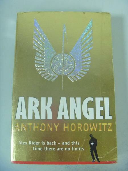【書寶二手書T2/原文小說_IAU】Ark angel_Anthony Horowitz.