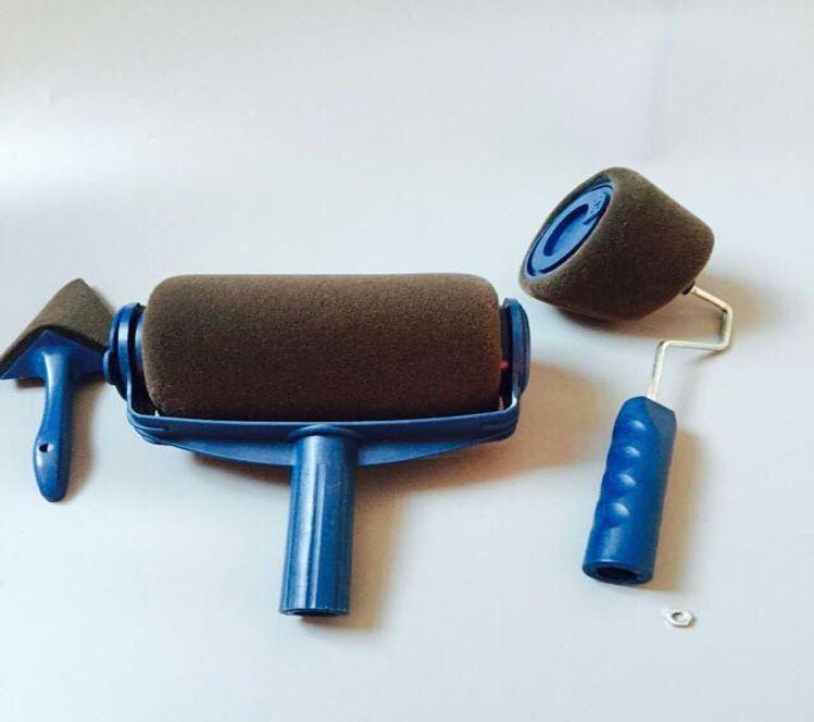 【愛家便宜購】(超取免運)滚筒 pintar facil 多功能 新款油漆刷 滚筒刷 (含伸縮桿)