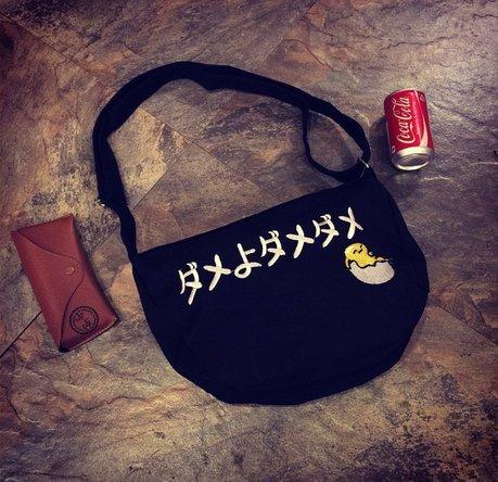 韓國 雞蛋 側背包 郵差包 蛋黃 健達 小雞包 皮包