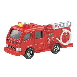 TOMICA 多美小汽車 41 MORITA 紅色消防車 【鯊玩具Toy Shark】