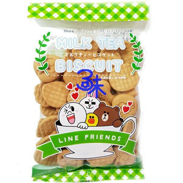 (日本) 北陸line奶茶袋裝餅乾 1包 75 公克 特價 53 元 【4902458003977 】