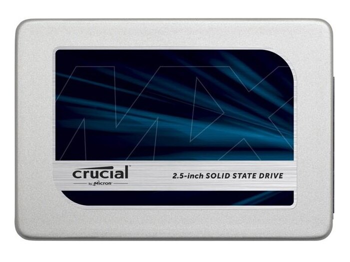 "Crucial SSD MX300 2.5"" 275GB SATA III 6Gb/s 3D NAND 7mm Internal Solid State Drive 530MB/s Maximum Read Transfer Rate 500MB/s Maximum Write Transfer Rate CT275MX300SSD1 1"